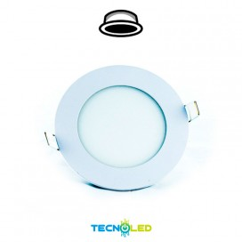 Downlight Led Empotrable Redondo 230V 6W