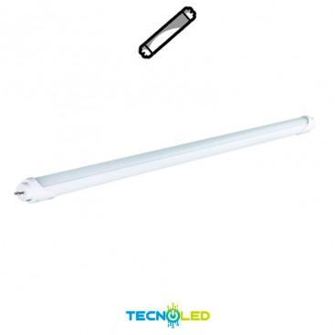 TUBO T8 LED TERMOPLASTICO 120CM 18W 270º