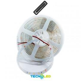TIRA DE LED 2835 24W 24V 60 LED/M 5M IP67
