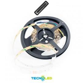 TIRA DE LED RGB 72W 24V 60 LED/M 5M IP20