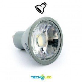 DICROICA LED GU10 5W SMD 80º ECOMAX
