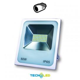Foco Proyector Led Smd 12/24Vdc 50W 120º Blanco 6000K