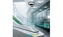 DOWNLIGHT DE DISEÑO CUADRADO LED 230V 18W SUPERFICIE