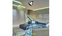DICROICA LED GU10 5W SMD 120º ECOMAX