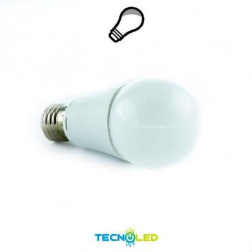 BOMBILLA LED ESTANDAR 10W E27 4000/4500K 12V AC/DC