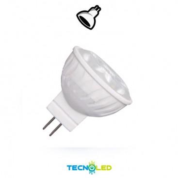 MINI DICROICA LED MR11 4,5W 38º 4000K 12V AC/DC