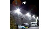 FOCO PROYECTOR 30W 230V LED SMD RGB BLANCO+MANDO INFRARROJO