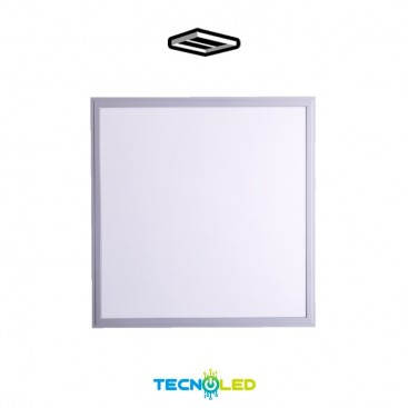 PANEL LED EMPOTRABLE 60X60 44W SMD MARCO EN BLANCO