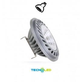 LAMPARA LED AR111 15W G53 12V AC/DC