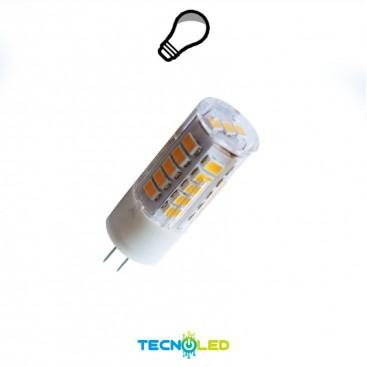 LAMPARA LED G4 2,5W 4000K 12V AC/DC