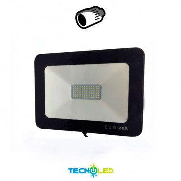 Foco Proyector Led Tablet Ecomax 20w 120º