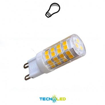 LAMPARA LED G9 230V SMD 4,5W 4000K