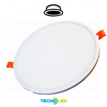 Downlight Led Empotrable Redondo 230w 24w serie Nass