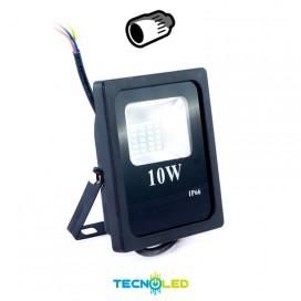 Foco Proyector Led Smd Serie Hogar 230V 10W 120º