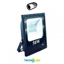 Foco Proyector Led Smd Serie Hogar 230V 50W 120º