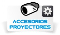 Accesorios Proyectores