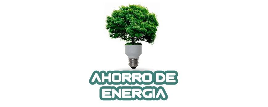 AHORRO DE ENERGIA CON LED